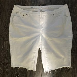 Ladies cutoff boyfriend Style Shorts